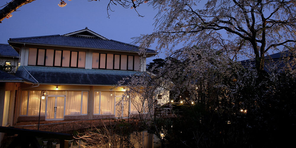 ホクモンガーデン | 山口県萩市旅館 北門屋敷